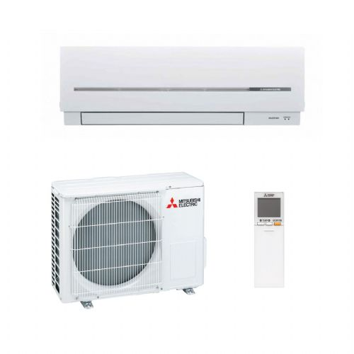 Mitsubishi Electric Air Conditioning MSZ-AP50VGK Wall Mounted 5Kw/17000Btu R32 A++ Install Pack